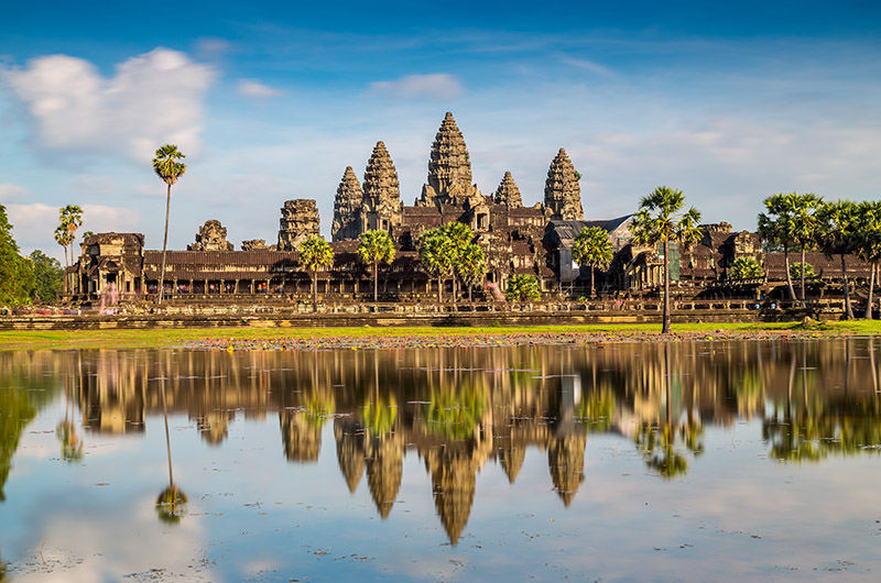 Angkor Family Holiday with Kids