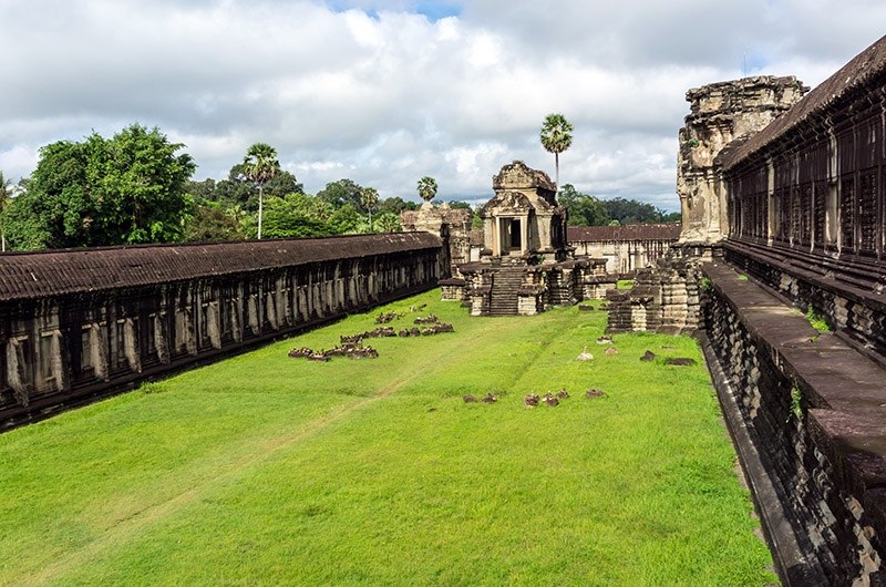 Gentle Angkor Tour with Kids